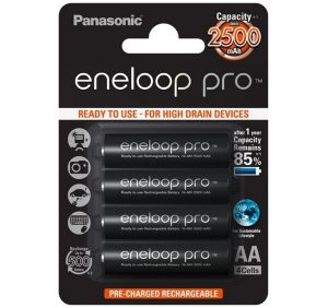 Panasonic Eneloop Pro 2500mA