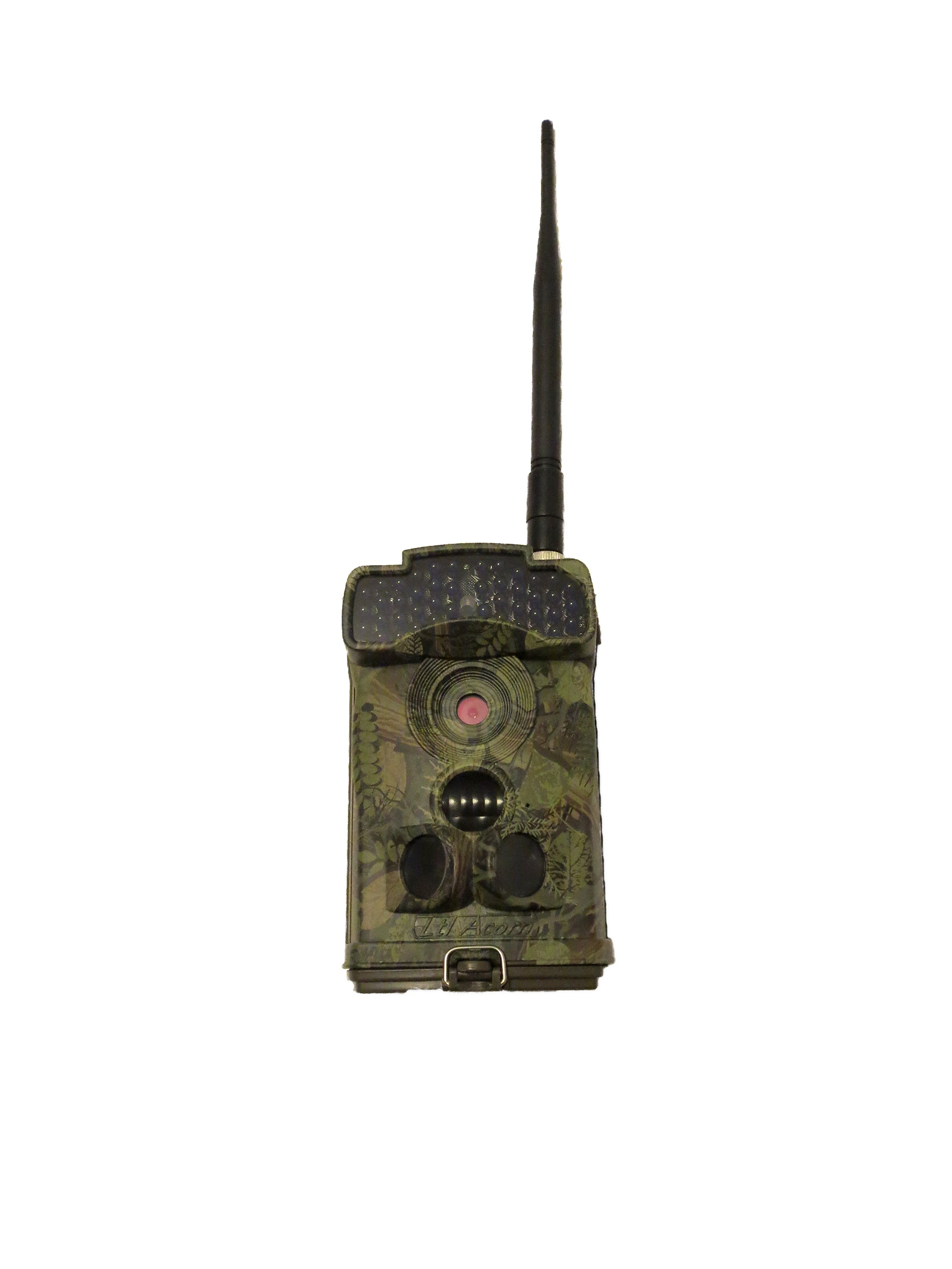 trail camera with encryption