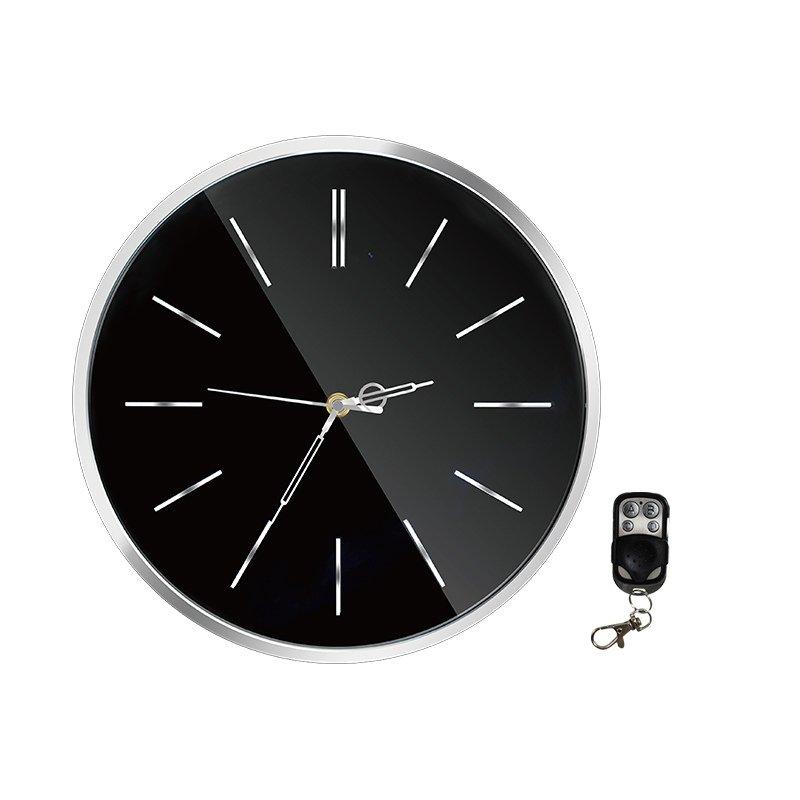 wall clock covert camera