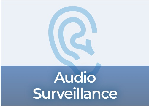 Audio Surveillance Products
