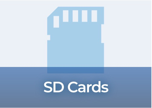 SD Cards Products