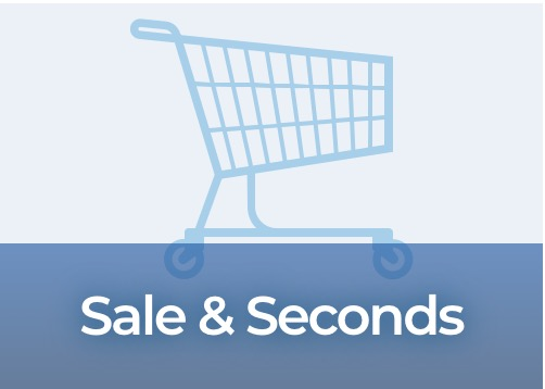 Sale & Seconds Products