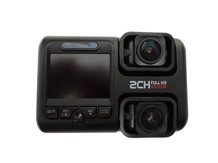 2CH Car Dash Camera