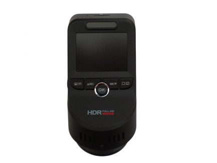 Dash Camera Front View