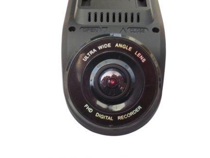 Front Dash Camera lens