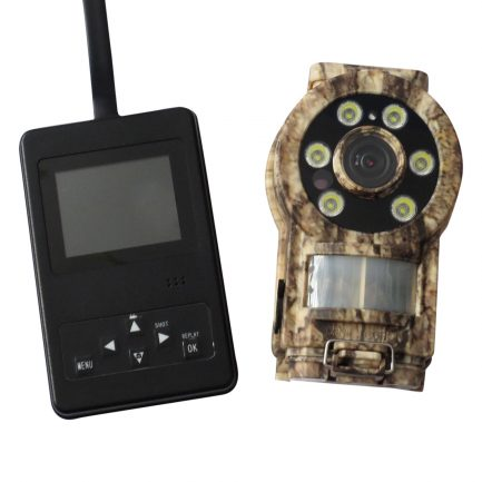 M30 Wildlife Trail Camera LCD unit