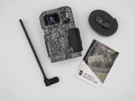 Spypoint Link Micro LTE and accessories