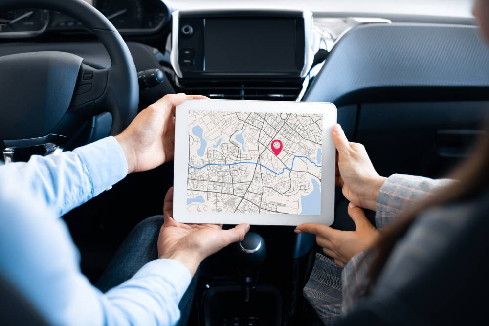 GPS Tracking Device being detected