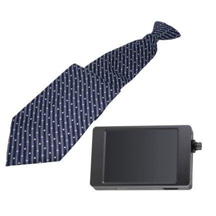 Body Worn Tie Camera