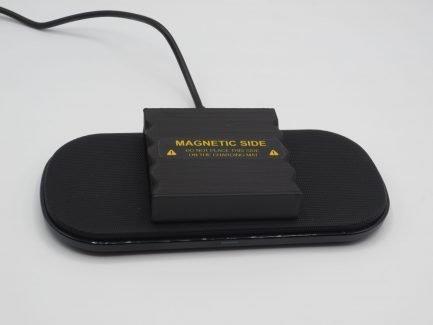 Pocket Tracker on Charging Mat